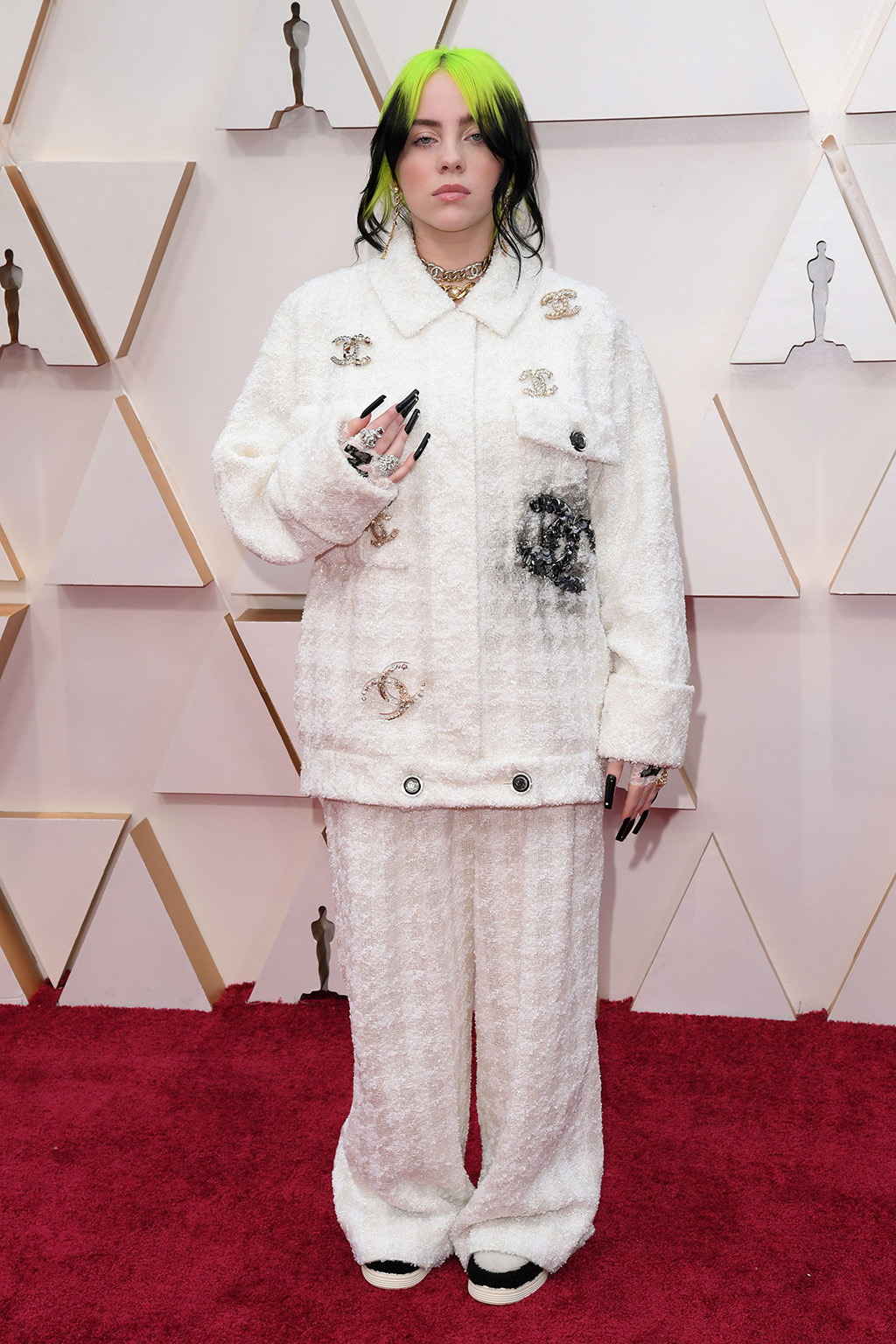 92nd Annual Academy Awards, Arrivals, Fashion Highlights, Los Angeles, Usa 09 Feb 2020