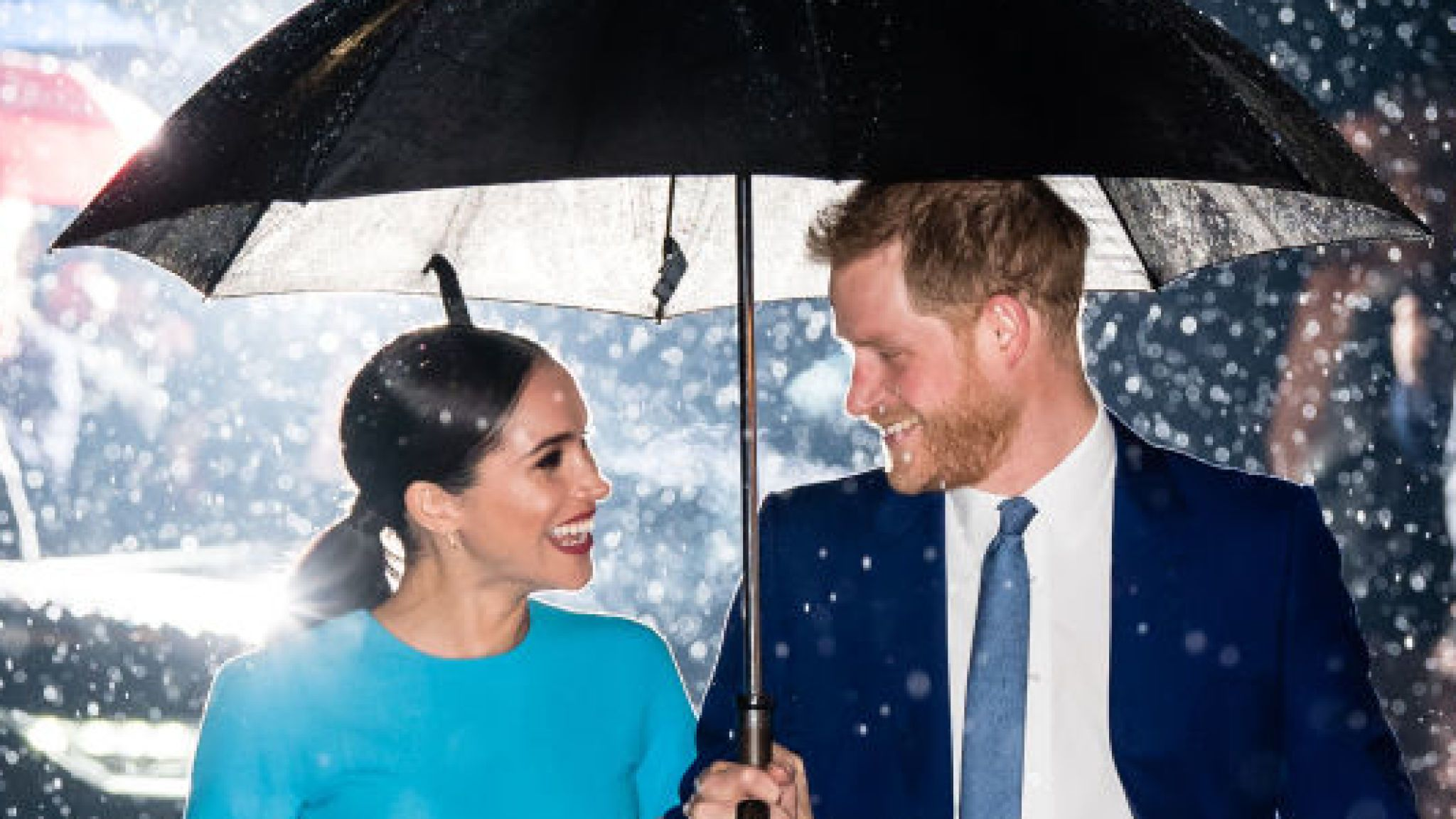 Meghan And Harry In London